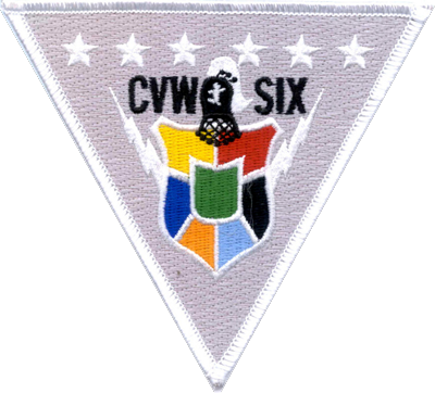 Commander Carrier Air Wing 6 (CVW-6), COMNAVAIRLANT
