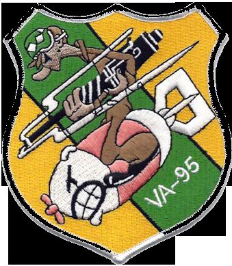 VA-95 Sky Knights (1952-1970)