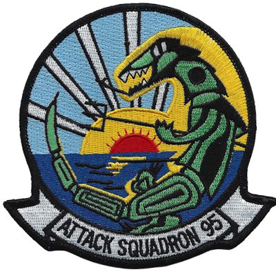 VA-95 Green Lizards