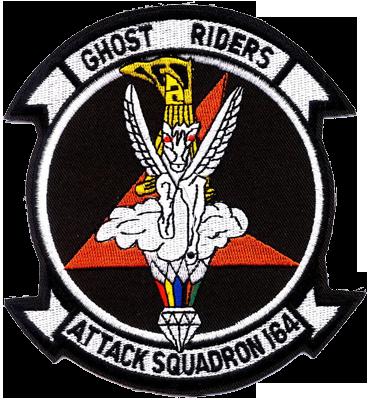 VA-164 Ghost Riders