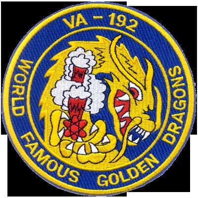 VA-192 Golden Dragons