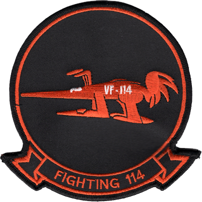 VF-114 Flying/Fighting Aardvarks