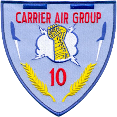 Carrier Air Group 10 (CVG-10)