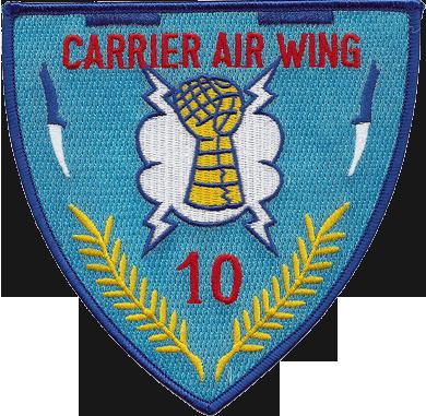 Commander Carrier Air Wing 10 (CVW-10)