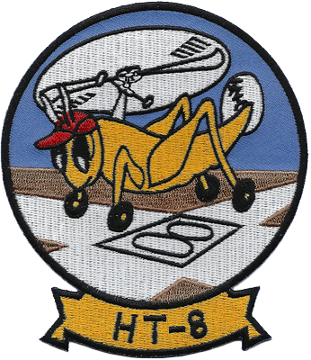 Helicopter Training Squadron EIGHT (HT-8) Eightballers