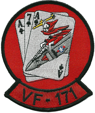 VF-171 Aces