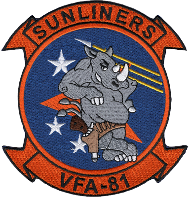 VFA-81 Sunliners
