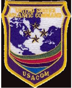 US Atlantic Command (USACOM)