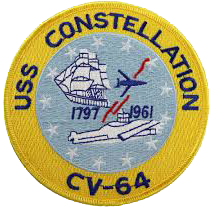USS Constellation (CVA-64)