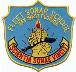 (STS) SONAR Sonar Technician Submarines C School