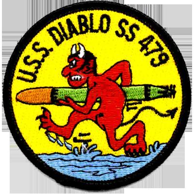 USS Diablo (SS-479)