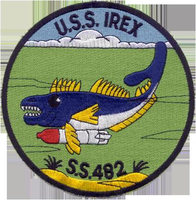 USS Irex (SS-482)