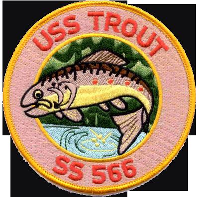 USS Trout (SS-566)