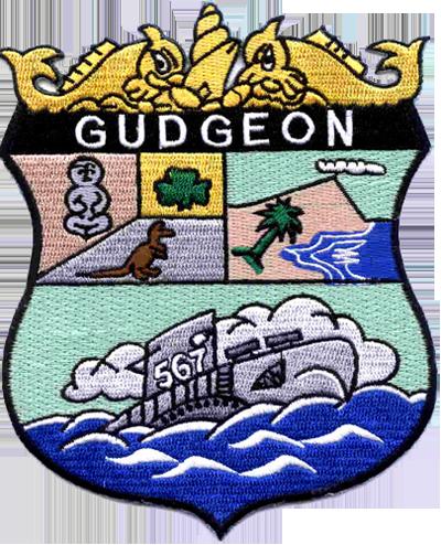 USS Gudgeon (SS-567)