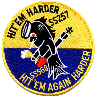 USS Harder (SS-568)