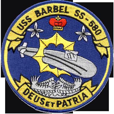 USS Barbel (SS-580)