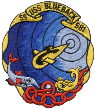 USS Blueback (SS-581)