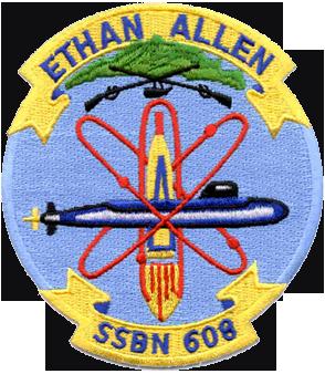 USS Ethan Allen (SSBN-608)