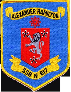 USS Alexander Hamilton (SSBN-617)