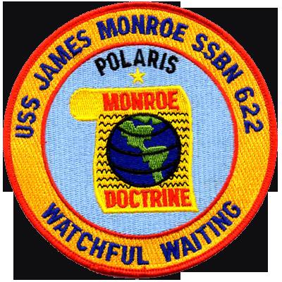 USS James Monroe (SSBN-622)