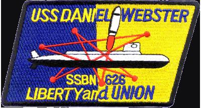 USS Daniel Webster (SSBN-626)