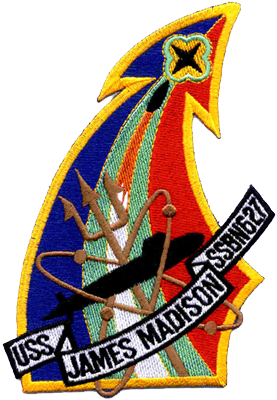 USS James Madison (SSBN-627)