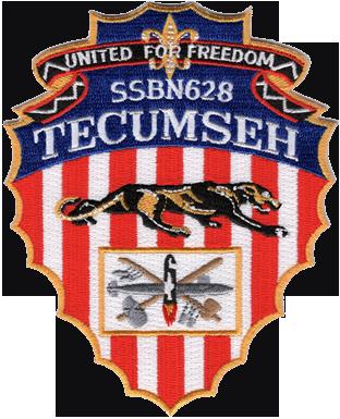 USS Tecumseh (SSBN-628)