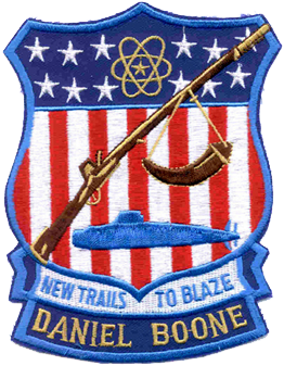 USS Daniel Boone (SSBN-629)