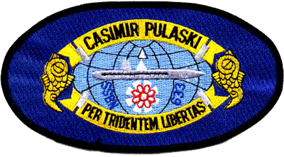 USS Casimir Pulaski (SSBN-633)