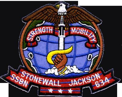 USS Stonewall Jackson (SSBN-634)
