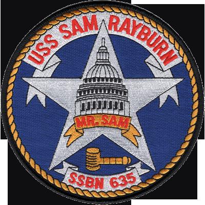 USS Sam Rayburn (SSBN-635)