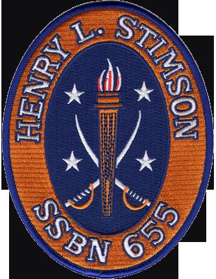 USS Henry L. Stimson (SSBN-655)