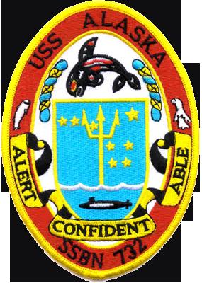 USS Alaska (SSBN-732)