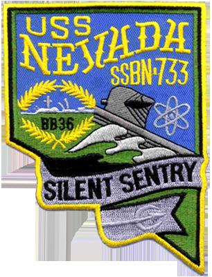USS Nevada (SSBN-733)