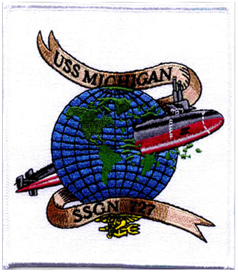 USS Michigan (SSGN-727)