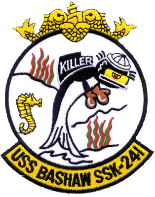 USS Bashaw (SS/SSK/AGSS-241)