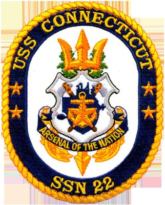 USS Connecticut (SSN-22)