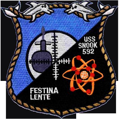 USS Snook (SSN-592)