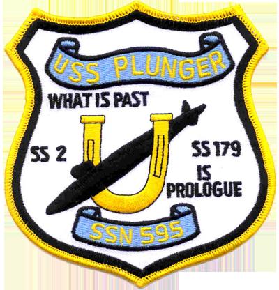 USS Plunger (SSN-595)