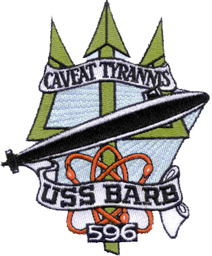 USS Barb (SSN-596)