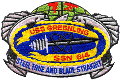 USS Greenling (SSN-614)