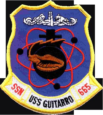 USS Guitarro (SSN-665)