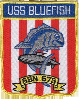 USS Bluefish (SSN-675)