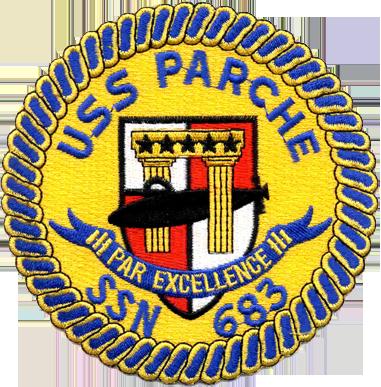 USS Parche (SSN-683)