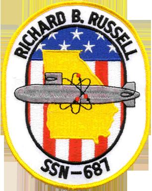 USS Richard B. Russell (SSN-687)