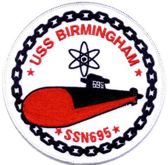 USS Birmingham (SSN-695)