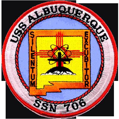 USS Albuquerque (SSN-706)