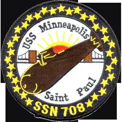 USS Minneapolis-Saint Paul (SSN-708)