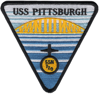 USS Pittsburgh (SSN-720)