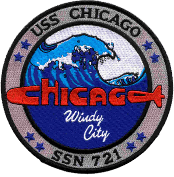 USS Chicago (SSN-721)